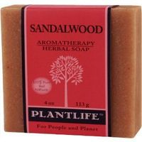 Sandalwood 100% Pure & Natural Aromatherapy Herbal Soap! $3.50