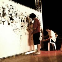 Live performance - The Ant Theater