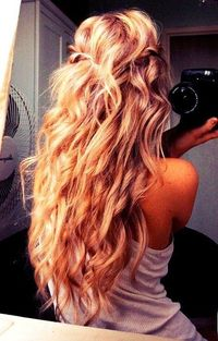 Wish I had hair like this...