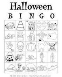 Halloween Party Games for Kids - free printables
