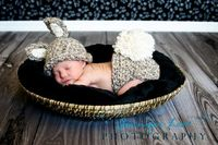 How cute would this be for my Easter Baby? www.etsy.com/listing/77592338/bunny-crochet-newborn-baby-photography?ref=cat1 gallery 10