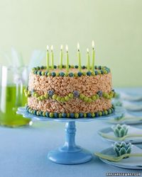 No-Bake Birthday Cake cereal