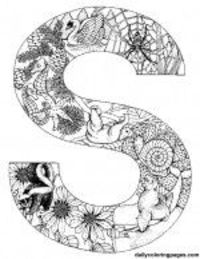 Posts Similar To Animal Alphabet Letters To Print And