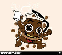 Coffee! from teefury.com