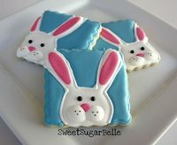 Sweet bunnies for Easter