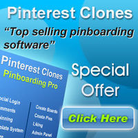 #1 pinterest clone script - Start your own pinterest and juxtapost site with our #1 pinterest php clone script