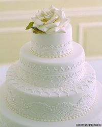 lace cake (no roses)