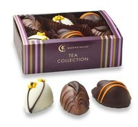 Tea Truffle Collection from Moonstruck Chocolate Co.