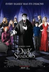 I've never seen the original, so I'm excited to see Johnny Depp's DARK SHADOWS