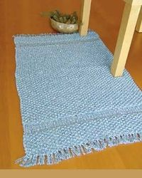 Free rug pattern (knitting)