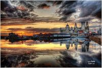 Liverpool Reflected by Pete Carr