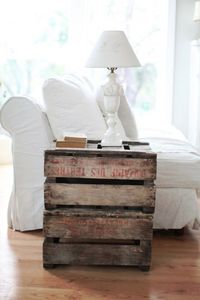 love these end tables