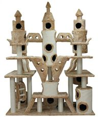 Now that's a cat condo!