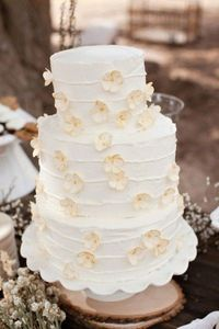 Perfectly delicate cake