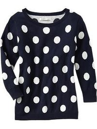 Women's Printed Crew-Neck Pullovers