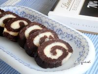 Coconut Filled Chocolate Rolls: There is no cooking involved!! The yummy combination of chocolate with coconut makes it a favourite ...[read more at Food Frenzy]