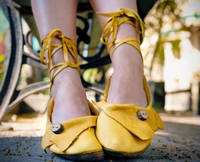 Spiro Creations Gorgeous Handmade Leather Shoes Epheriell Designs