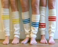 Tube Sock legwarmers
