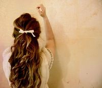 want long hair!