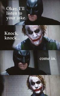 Batman Joke