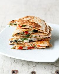 Greek Quesadillas
