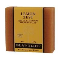 Lemon Zest 100% Pure & Natural Aromatherapy Herbal Soap! $6.99