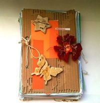 upcycled journal