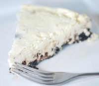 #weightwatchers chocolate chip cheesecake.