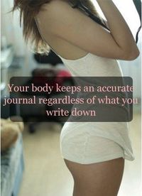 This is why we all should keep a journal of what we eat. Especially if you are in a fitness or personal training program! neworleansbootcam...