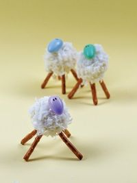 Cake Ball Sheep