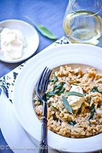 Parsnip Risotto