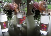 DIY Projects: Stained Glass Bottles