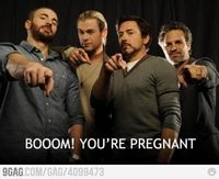 #avengers would not mind one bit