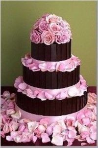 possible wedding cake idea