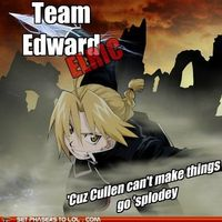 The REAL Team Edward