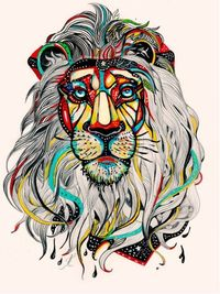 #lion #mufasa #graphic