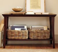 Potterybarn Entry Table