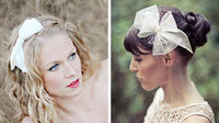 8 Ways to Rock a Bow on Your Big Day