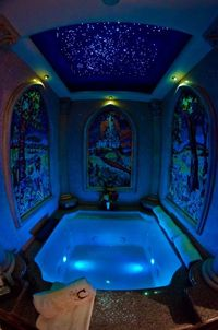 Cinderella Castle Suite Tub I would love to go one day :)