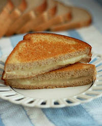 Cooking Classy: Healthy Grilled Cheese Sandwich