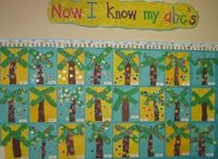 Love this idea! When they know letter/sound they add that letter to their tree!!