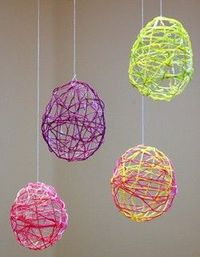 Great idea for Easter craft