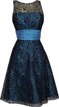 Rose Lace Over Satin Prom Dress Formal Cocktail Gown Junior Plus Size: Clothing