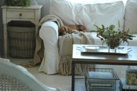 I love this look. Rustic Farmhouse Chic is what I call it.