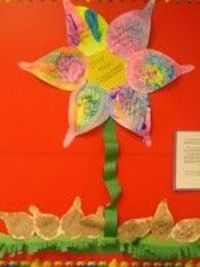 Chrysanthemum. There are lots of great activities out there for this book, but one lesson that my students responded very well to was this lesson: After reading the book, each child decorated a beautiful flower petal with bright colors, and an ugly, dead ...