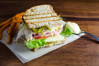 Turkey Sandwich with Creamy Dijon Mustard My Fabulous Recipes