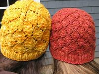 My favorite knitting pattern (and it's free). Made this hat more times than I can count.