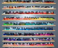 nail polish. doing this.