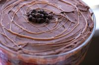 salted caramel chocolate trifle - MUST MAKE NOW ;)