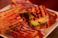BACON & AVACADO GRILLED CHEESE